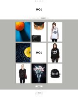Moa Tumblr Theme by GuffQa