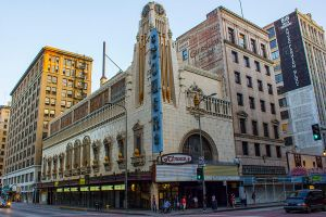 Tower Theatre DTLA by GraphicEdgeMedia