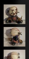Bioshock Big Daddy Doll Replica by sam1337