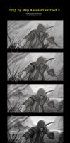 Step by step Assassins Creed III - Connors by sunrise666