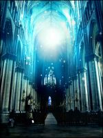 Cathedral of Rheims by Ishmakey