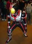 EOY 2009 Kamen Rider Faiz 3 by zaidi4ever