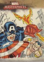 Marvel Masterpieces 2 Invaders by SpiderGuile