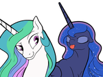 Silly Sisters by SilFoe