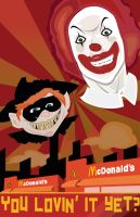 Ronald's World by trxstr