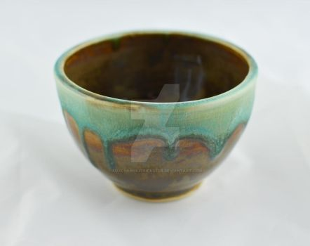 Copper Bowl by FoxCunningTrickster