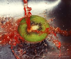 : kiwi fusion . by maskqueraide