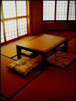 Tatami Room by saraj