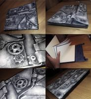 metal book by typerulez