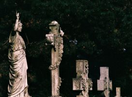 Hove Cemetery - Old Shoreham Road by StregattaPuponzi