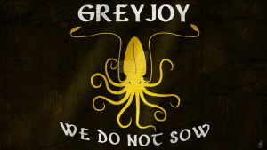 Greyjoy - A song of ice and fire by AngelandJell-o