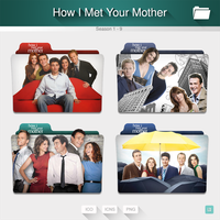 How I Met Your Mother (Folder Icon) by limav