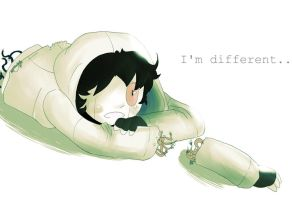 I'm Different... by itsaaudra