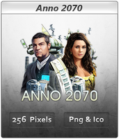 Anno 2070 - Icon by Crussong