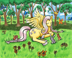 Nature by Astronblackmoon