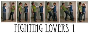 fighting lovers 1 by syccas-stock