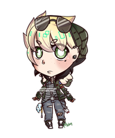 Custom Design: Squidchi by outer--heaven
