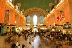 Grand Central NYC by mercyop
