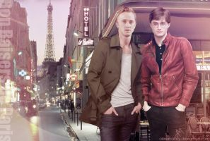 Bon baisers de Paris by alex-malfoy