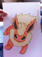 Flareon Strike- FOR SALE by sazmullium