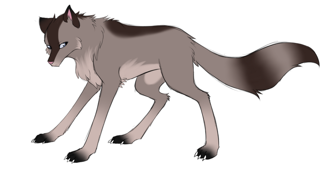 Heart of a Wolf by ErinKarsath