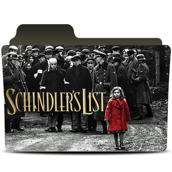 Schindler's List Folder Icon by bedobaho