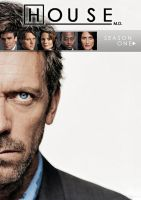 House MD DVD covers by kdaver