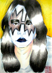 ace frehley by queerinsane