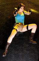Fawn as Lara Croft 9 by JamesBrey