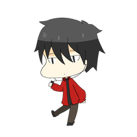 Pixel Shintaro by isachansan