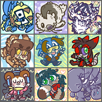 Cute icons by Momogirl