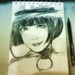 Portrait Quick Sketch by Ringsel