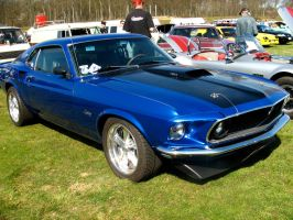 69 mustang 3 by smevcars