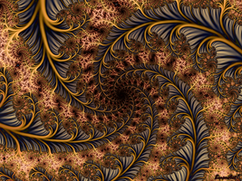 Paisley Passion by BrususArt