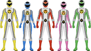 Some fun with Tokkyuger's Rumors by Taiko554