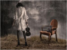 Broken Melody 1 by Doucesse