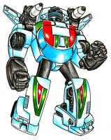 Wheeljack by danbrenus