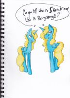the twins have fun by lupie1324