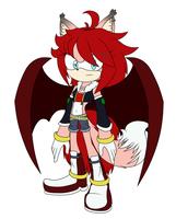 AT [simple] for Scarlet Sonikera (facebook) by GuilleWolf