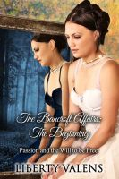 Book cover -The Bancroft Affairs by Liberty Valens by CathleenTarawhiti
