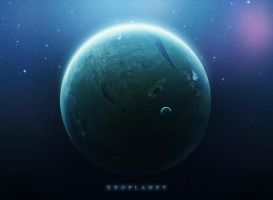 Exoplanet by ReNeon