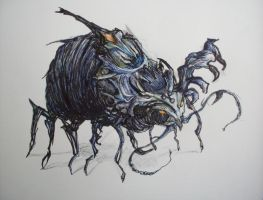 Bug design by Yordaniella