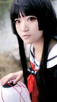 Hell Girl_____ai enma by mianmian123