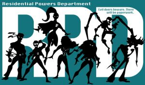 RPD Group silhouette by TheNoirGuy