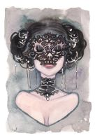 Black Mask by CARLATIONS