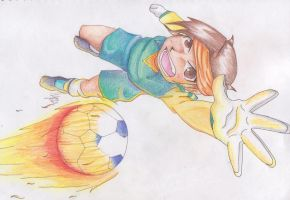 And another goal save by... by stargirl5286