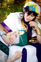 Magi - catch me when I fall by stormyprince