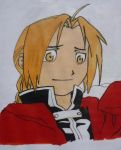 Edward Elric by Tsuki-Spartaness