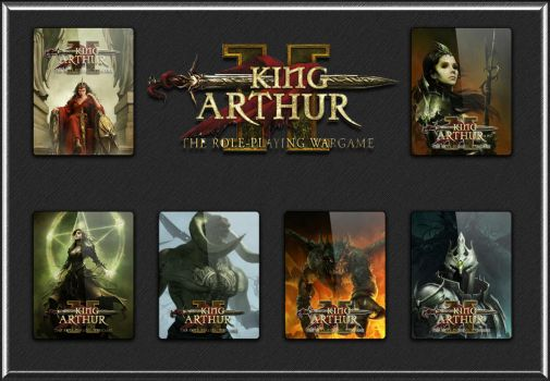 King Arthur 2 The Role-Playing Wargame by lewamora4ok