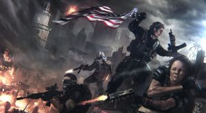 Homefront the Revolution by LyssonAn
